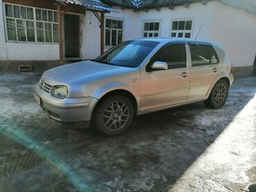 узген хабар telegram в Кыргызстан: Volkswagen Golf 2.3 л. 2002 | 252000 км
