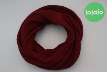 Жіночий однотонний шарф   Розмір: 156х36 см  Стан гарний, є ковтунці