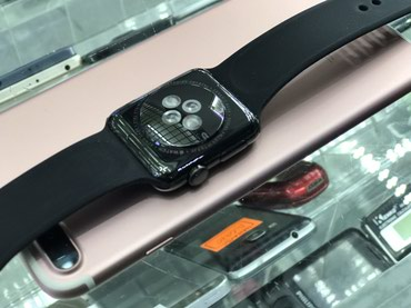 Продаю Apple watch Ceramic Black Edition exclisive. в Бишкек