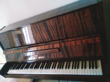 İdman və hobbi - Şəki: Pianino