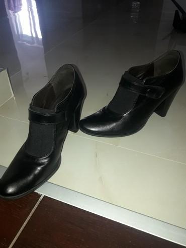 Ženska obuća | Ub: Solo cipele broj 39. Koza unutra i spolja, izuzetno udobne i stabilne