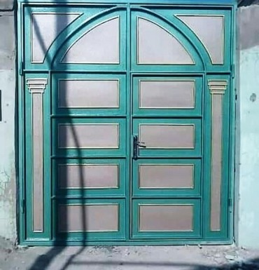 ремонт ворот - Azərbaycan: Ворота за 1 квадратный метр 180 манат
