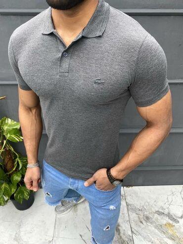 Lacoste батник(качество люкс) slim fit body