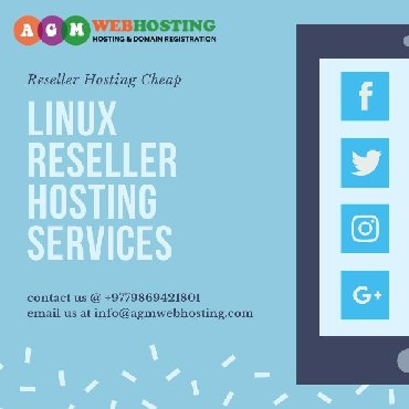 Start your business with the best way possible with Reseller Web Hosti