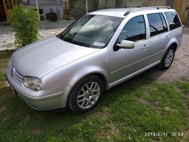 volkswagen-golf-бу в Кыргызстан: Volkswagen Golf 1.6 л. 2004