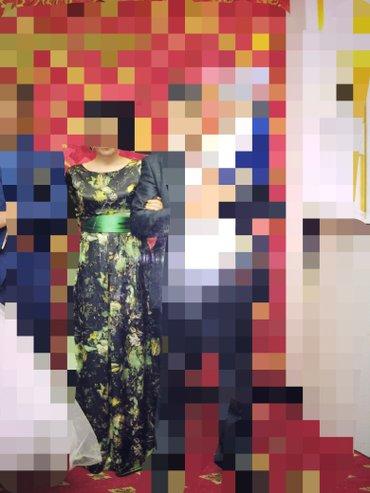 Продаю турецкое платье 44 размер в Кок-Ой