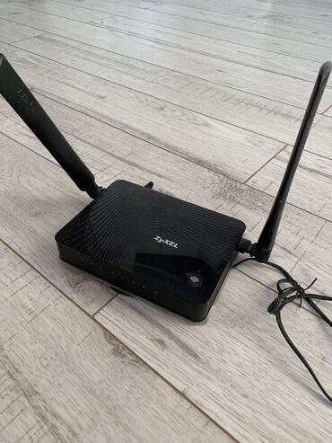 роутер в Кыргызстан: ZyXEL Wifi роутер