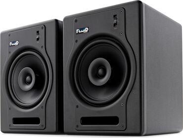 Другие музыкальные инструменты в Кыргызстан: Продаю Fluid Audio FX8! Особенности активного монитора Fluid Audio FX