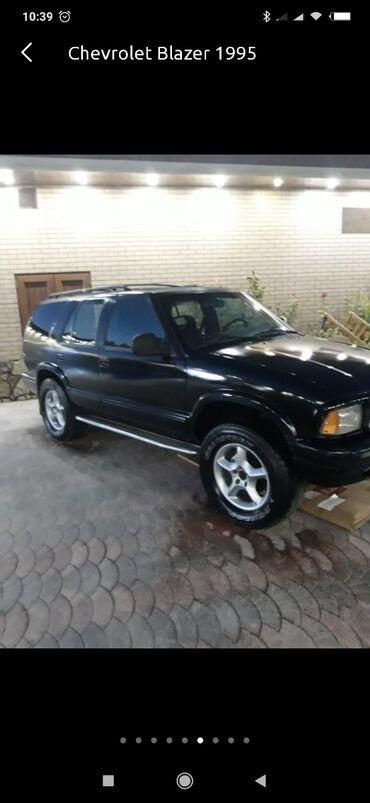 Chevrolet Blazer 2.4 l. 1995 | 425000 km