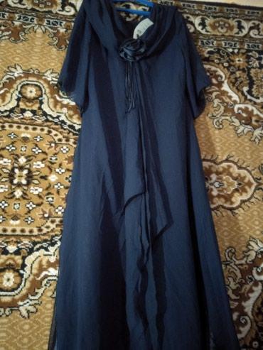 Платье длинное.Новое. 48-52 размер. в Бишкек