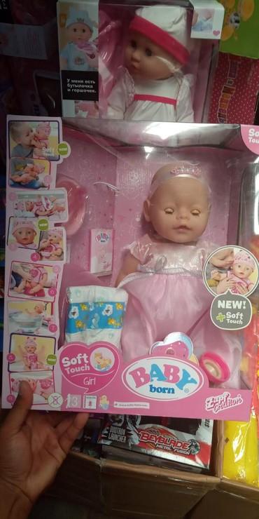 Кукла беби борн в Бишкек