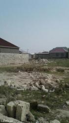 Bakı şəhərində Yeni suraxani qesebesinde senedli ve komunal xetleri olan torpaq