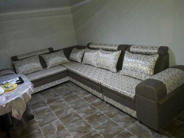 угловой диван на заказ делаем любые размеры. год гарантия. в Бишкек