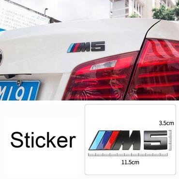 Bmw 8 серия 850i at - Srbija: BMW stiker