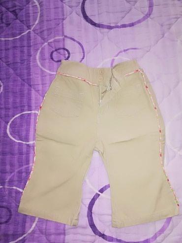 Pantalonice kao nove vel. 6meseci - Leskovac