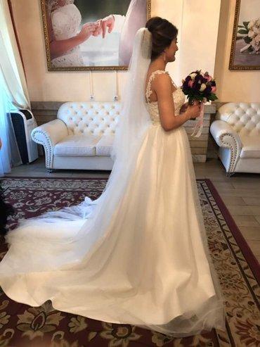 Продаю своё сногсшибательное платье в Бишкек