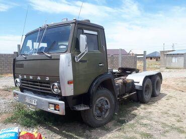 Купить камаз самосвал бу - Кыргызстан: ПРОДАЮ или МЕНЯЮ ! Электро пакет, камаз в отличном состоянии, тягачь