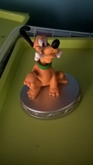 Pluto statuette from deagostini's disney collection series. σε Αθήνα