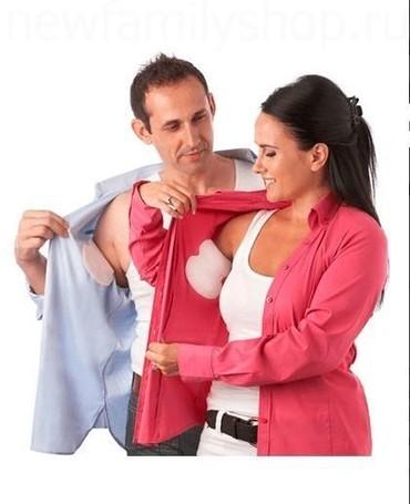 Вкладыши для подмышек для защиты от пота Защищают одежду от пятен