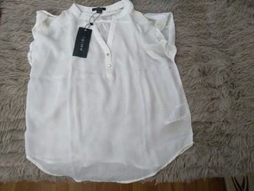 qoroşkalı qadın bluzu - Azərbaycan: Sifon bluz