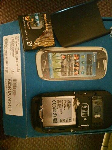 nokia-8 в Азербайджан: Nokia C7Normal vəziyyətdədir. Qutusu, adaptoru var. Son qiymət 50azn