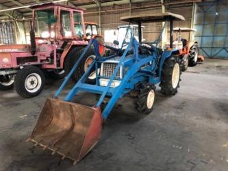 Продается надежный японский мини трактор komatsuI MT2201DT. Оснащен