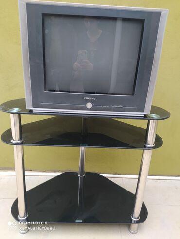 Samsung б у - Азербайджан: Televizor ve televizor altlığı