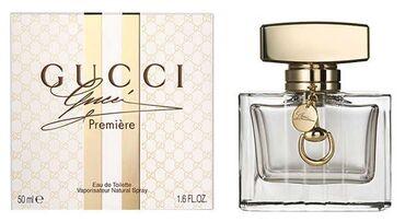 Gucci premiere 50ml оригинал 100%, использовано 15 мл