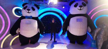 Товары для праздников - Кыргызстан: 3х метровые Панды плевмокостюм