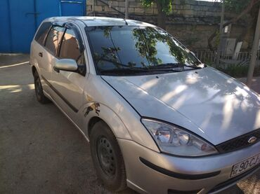 Ford Kürdəmirda: Ford Focus 1.6 l. 2004 | 35556855 km