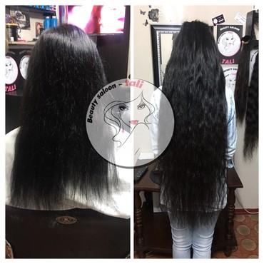Наращивание волос - в Салоне по наращиванию «Тали» в 6 микро - ждем вс