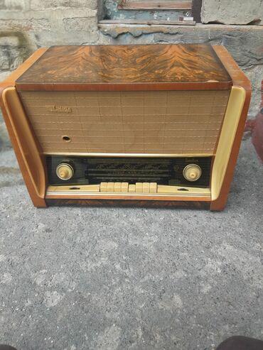 radio antik - Azərbaycan: Radio
