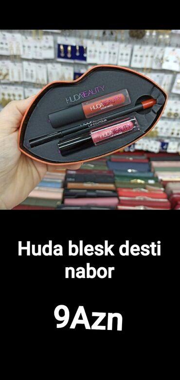 Kosmetika - Aşağı Güzdək: Bleak desti. Son dest qaldi
