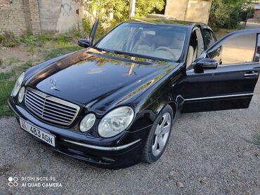 срочно нужны деньги в долг бишкек в Кыргызстан: Mercedes-Benz E-Class 3 л. 2006