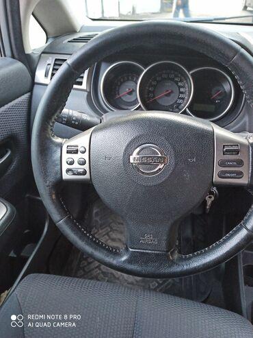 Nissan - Кыргызстан: Nissan Tiida 1.8 л. 2008 | 151000 км