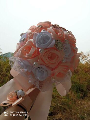 свадебный букет в Кыргызстан: Свадебный букет