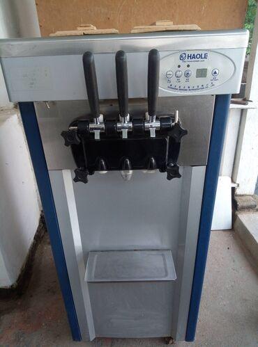 Оборудование для бизнеса - Кызыл-Кия: Фризер Мороженое аппарат сатылат