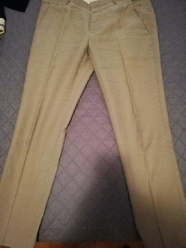 Prada-bele - Srbija: Muske pantalone Prada