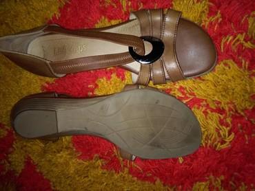 Sandale jednom nosene,meni velike,39broj prelepo stoje I udobne - Sombor - slika 6