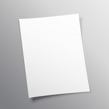 Великолепная бумага А4Эта бумага была изобретена в Великой планете
