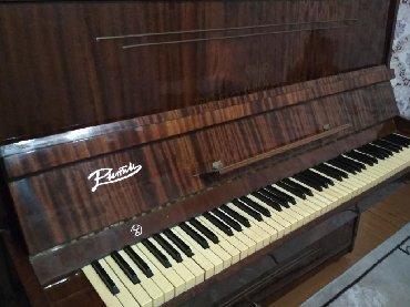 пианино-чайка в Кыргызстан: Продаётся пианино в хорошем качестве!!!