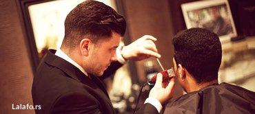 Muski frizer trazi posao