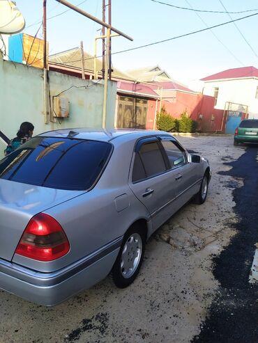 brilliance m2 1 8 at - Azərbaycan: Mercedes-Benz C 180 1.8 l. 1994 | 396000 km