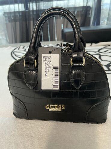 Продаю новую сумочку маленькую. Оригинал GUESS. С доставкой обошлась