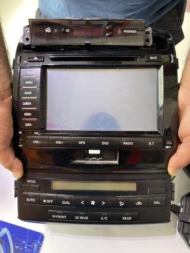 s5 ekran - Azərbaycan: Toyota Land Cruiser 2013 orginal ekran,kondisioner idareedici