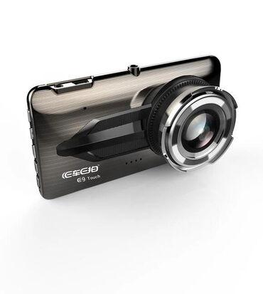 Videoregistrator DVR Vehicle Blackbox E9 Full HD ən son istehsal