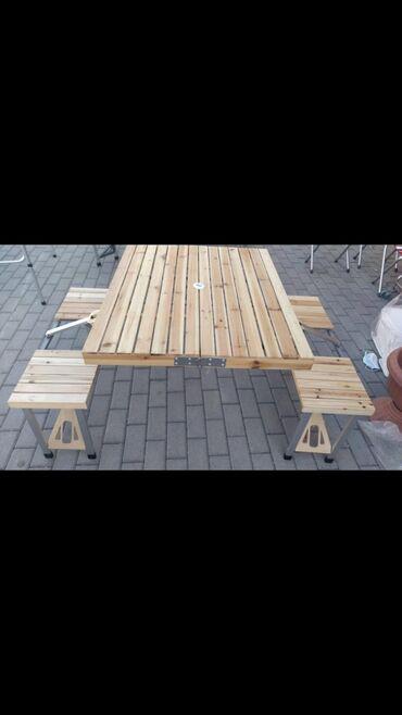 Masa desti olcu 70 × 70 st270 azn yeni mehsul seher daxili catdirlma