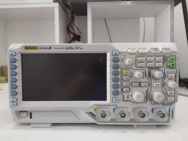 50 mm - Azərbaycan: Rigol DS1054ZÇəkisi - 3.2 kgÖlçüsü - 313 mm × 160 mm × 122