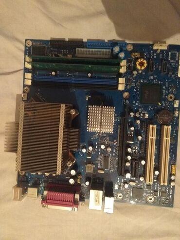 процессор-с-материнской-платой в Кыргызстан: Сборка Процессор Pentium 4 с радиатором Оперативная память 2 шт по