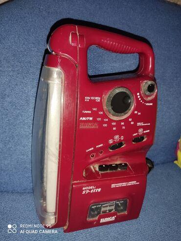 Radio-kassetnik s sovetskix vremen